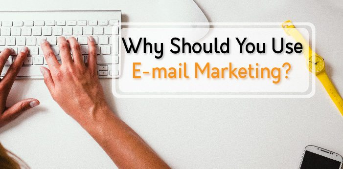 Why Use E-mail Marketing [Infographic]