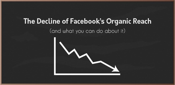 Facebook's Declining Organic Reach: How To Get Your Facebook Posts Seen By More People