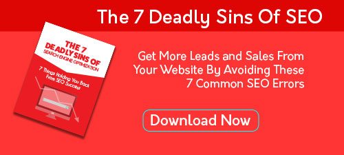 how to improve the SEO of a small business website