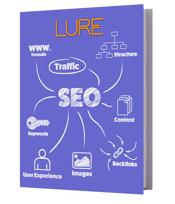 The Ultimate Guide To Small Business SEO free ebook cover
